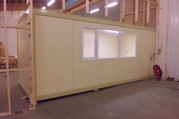 Instalacja laboratoriów modułowych, modułowych laboratoriów pod klucz
