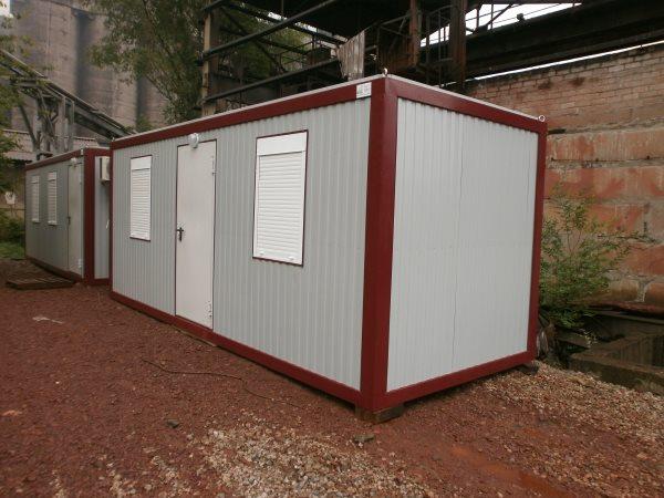 Modułowe Biuro, budowa i montaż biur mobilnych