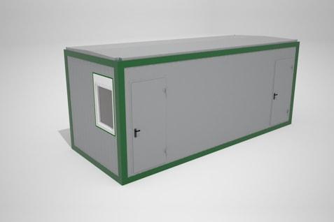 Moduły kontenery sanitarne, toalety modułowe, kontener WC