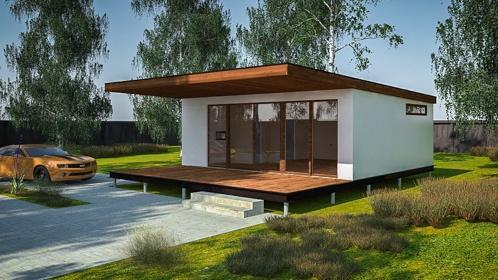 Budowa domków