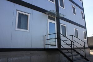 kontenery socjalne 175 m2