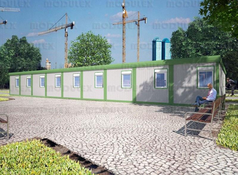 Modułowa budowa dla budowniczych
